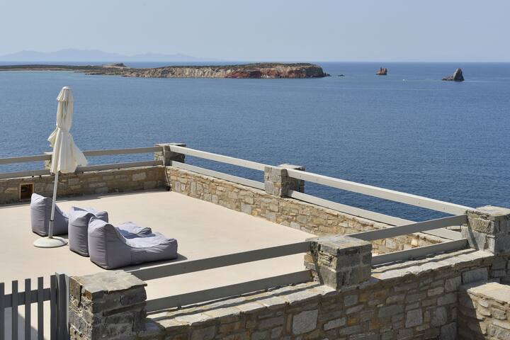 Beautiful Pet-friendly Villa in Paros