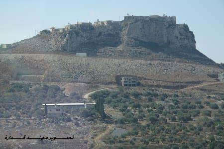 Countryside house, Nablus hospitality - Nablus - Haus