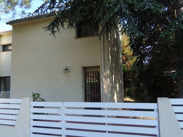 Villa de 60m² avec jardin (60m²) - Argelès-sur-Mer - House