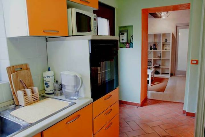 So cosy! Right in Pavia town centre - Pavia - Apartment