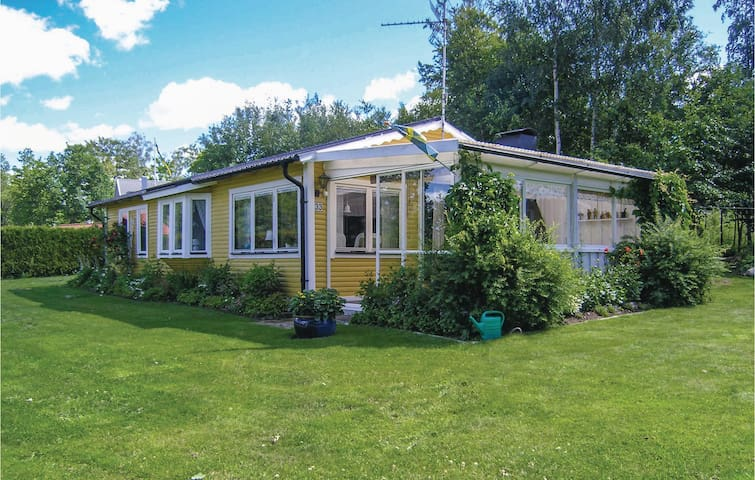 Holiday cottage with 2 bedrooms on 60m² in Ljungby