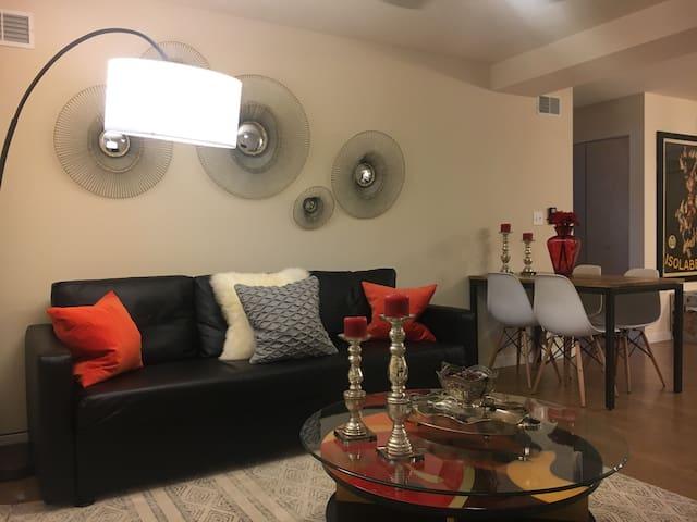 Modern 2B/1BA in West Town - Chicago - Apartemen
