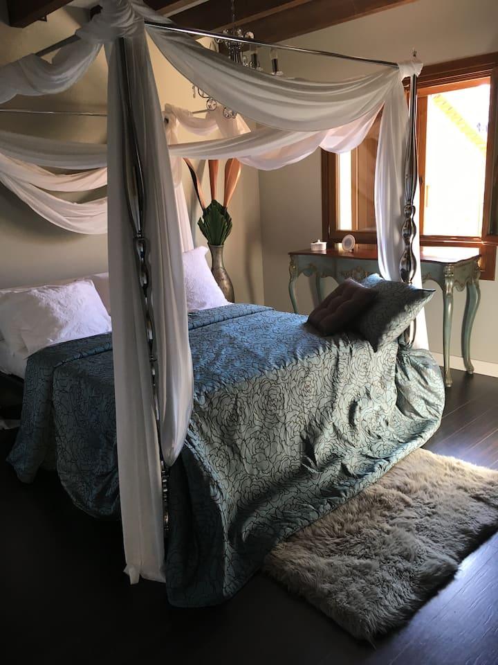 Extraordinario alojamiento con mucho encanto