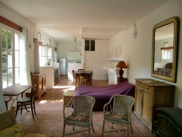 Anciennes écuries réamménagées - Dives-sur-Mer - Hus