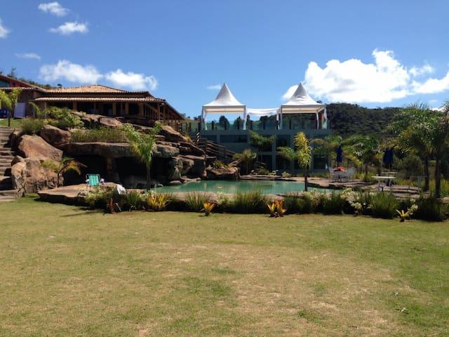Pousada nas Montanhas Aconchegante - Belo Horizonte