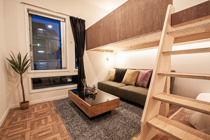 Great loc in Yokohama!/Suitable for sightseeing&Shopping/220m from JR sta/Max4ppl/WIFI/R5