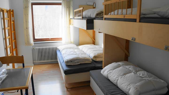 U3z Randers Hostel - familieværelse