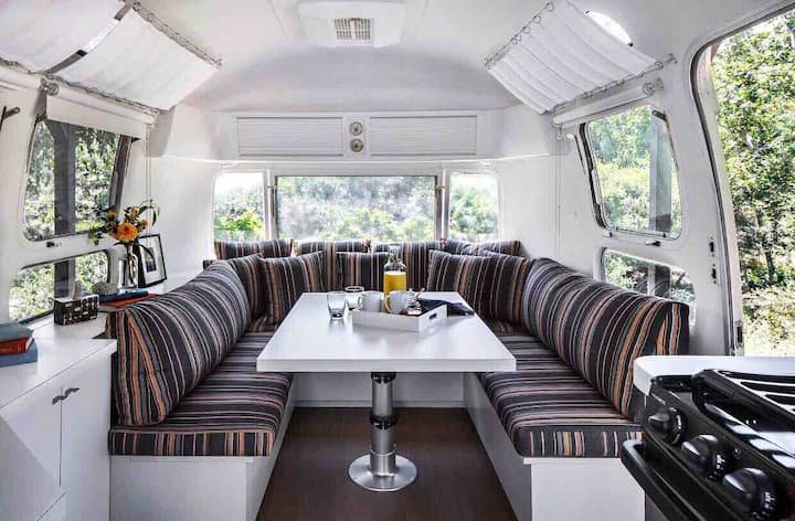 Glamping! Restored Airstream