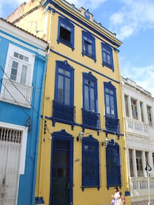 Suite in an historical Mansion - Salvador - House