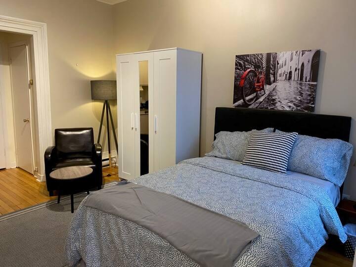 Agréable loft dans le Vieux Québec