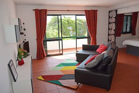 CasaMar-Studio Lisboa - terrasse privée - piscine