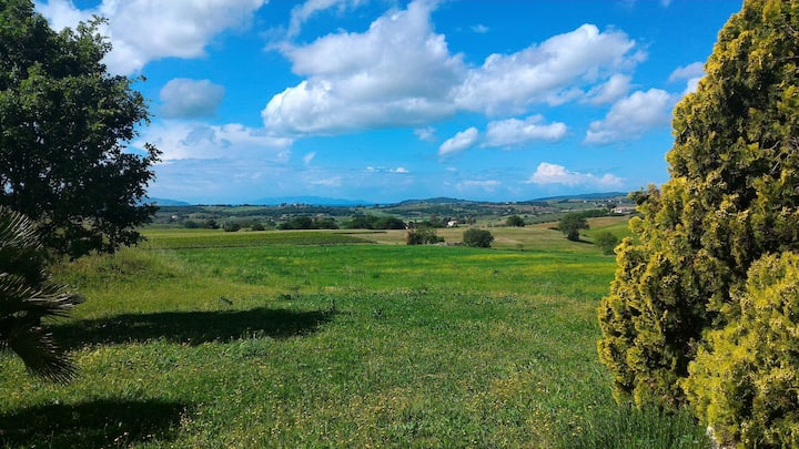 Holiday in Tuscan Maremma