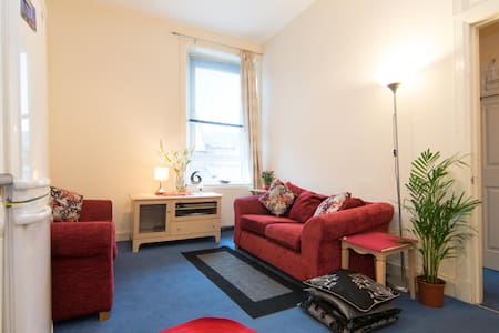 Beautiful Flat in a Great Spot - Glasgow - Daire