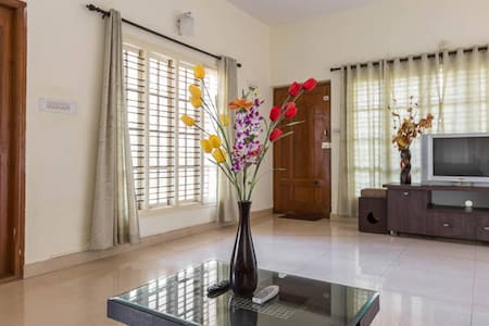 Private Room in Service Apartment 2 - Bangalore