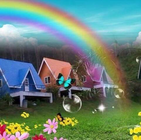 Rainbow Mountain - Thep Kasattri