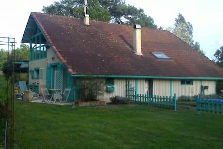 Les Hôtes Landes (Ch.Bleue) - Saint-Gor - Bed & Breakfast