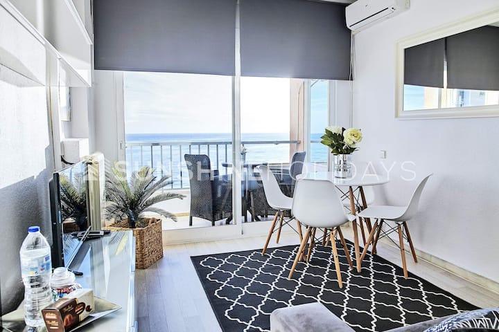 Studio  Marbella Beach Center sea views 2