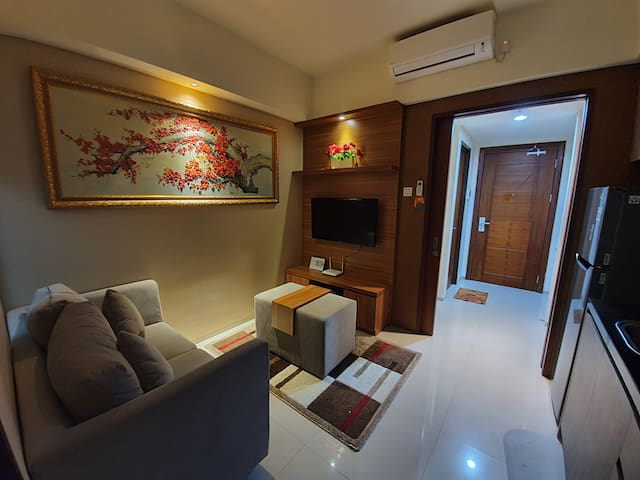 Fully Furnished Apartment The Accent at Bintaro