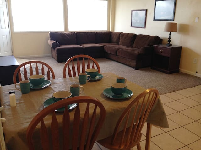 Nice two bedroom apartment #1 near Rexburg and IF