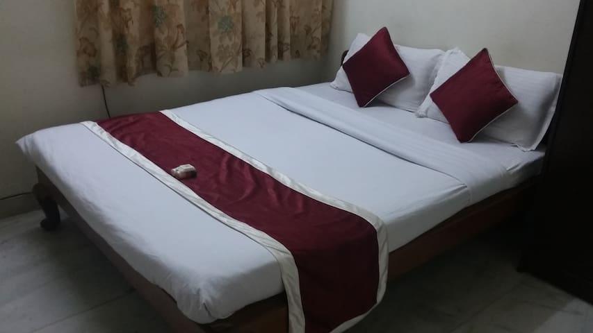 Private room at Indira Nagar - Bangalore - Résidence de tourisme