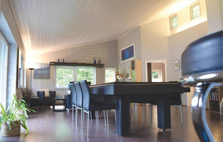 Awesome home in Hornberg with WiFi and 1 Bedrooms