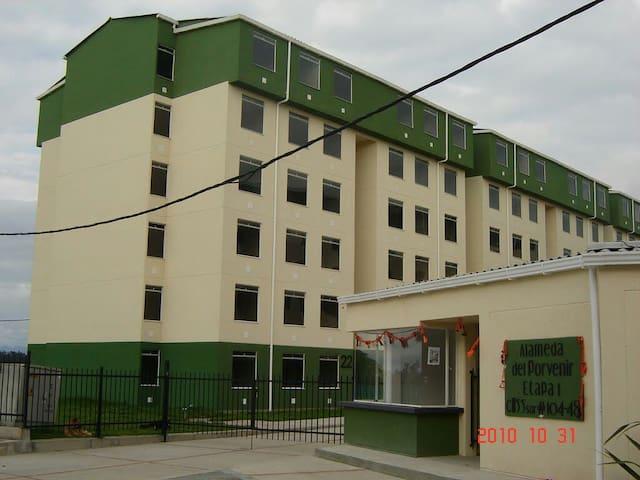 Apartamento con dos habitaciones - Bogotá - Pis