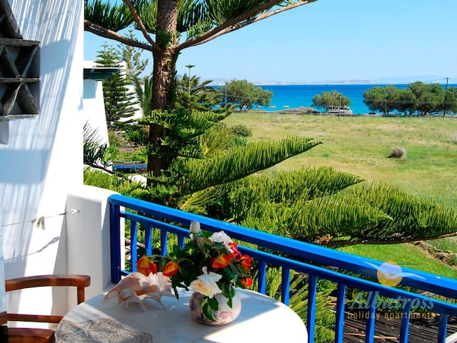 Callista Traditional Apartment with Sea View - Agios Sostis - Wohnung