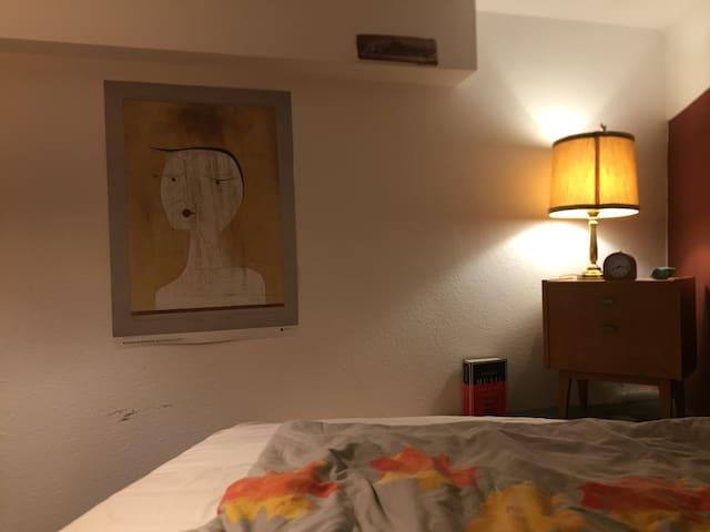 Cozy Room in Big Flat Close to TXL/HBF/Fair