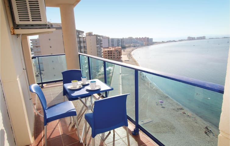 Holiday apartment with 2 bedrooms on 60m² in La Manga del Mar Menor