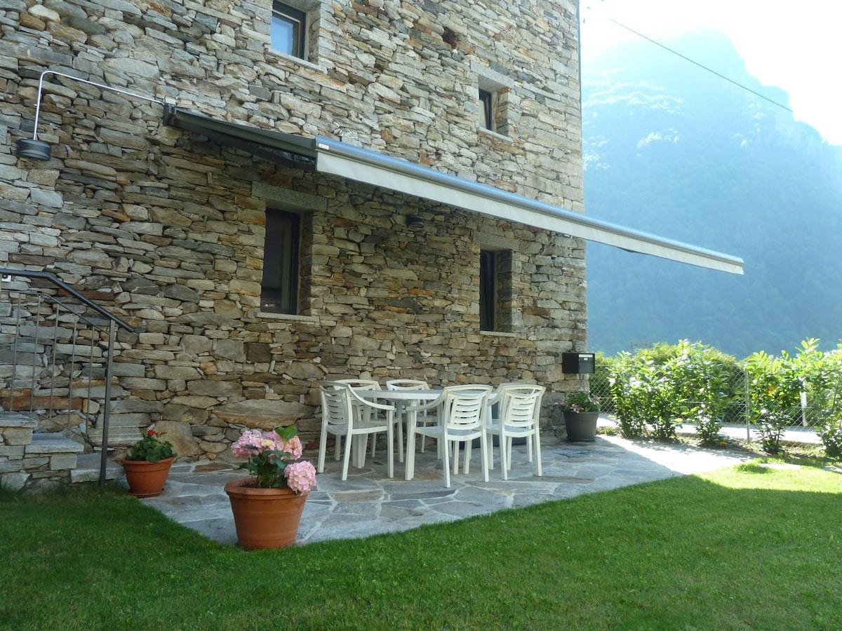 Wonderful RUSTICO STELLA   Houses For Rent In Brione (Verzasca), Ticino, Switzerland