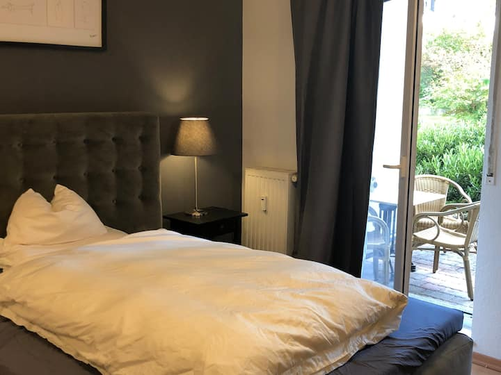 Gemütliche Einzimmer-Wohnung im Herzen Triers