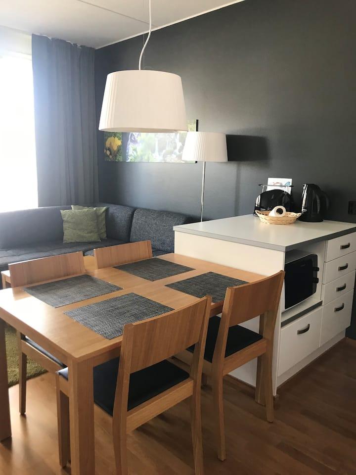 Vierumäki Chalets -asunto 45 m2