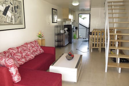 1 bedroom, 50 sqm (900 m to Fields) - Angeles - 公寓