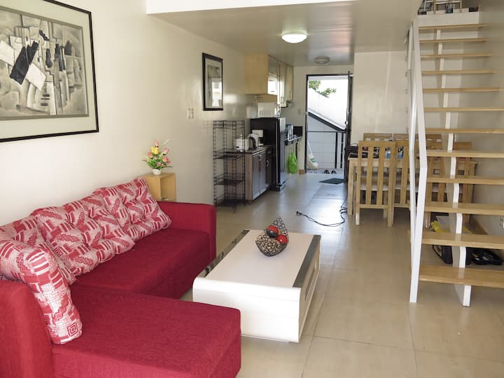 Maisonette #10, 1 bedroom, 50 sqm, 900 m to Fields