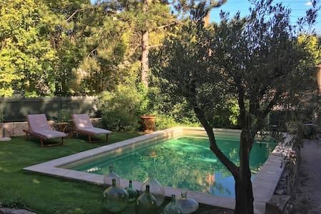 Maison | 30 m2 | Piscine | Jardin