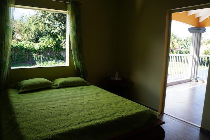 """Chambre """"Nature"""" avec balcon privatif"""
