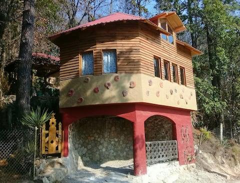 Cabaña de los Amonites
