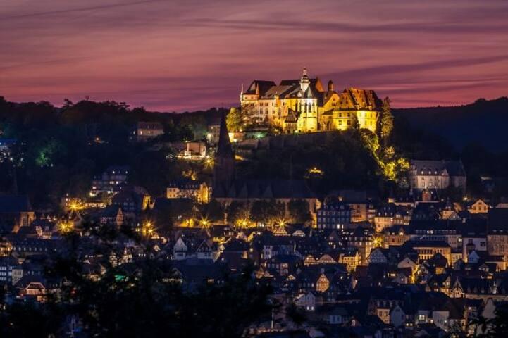 Marburg - Guidebook