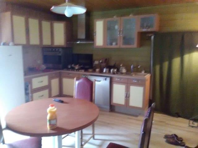 Cabane au canada - Beaumont - Huis