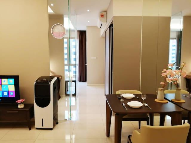 D6# Dorsett suite,500M Wifi,bathtub,Publika