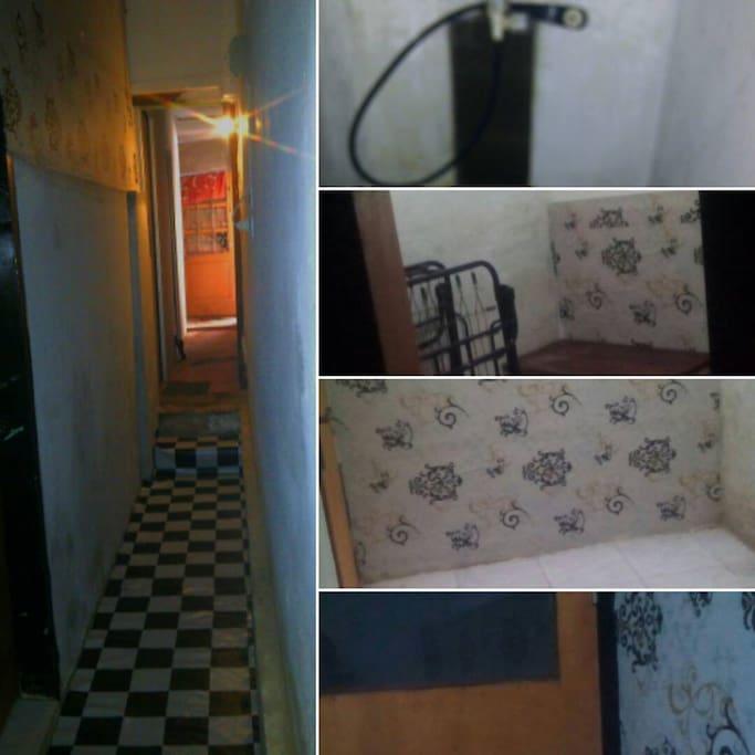 Gambar situasi rumah