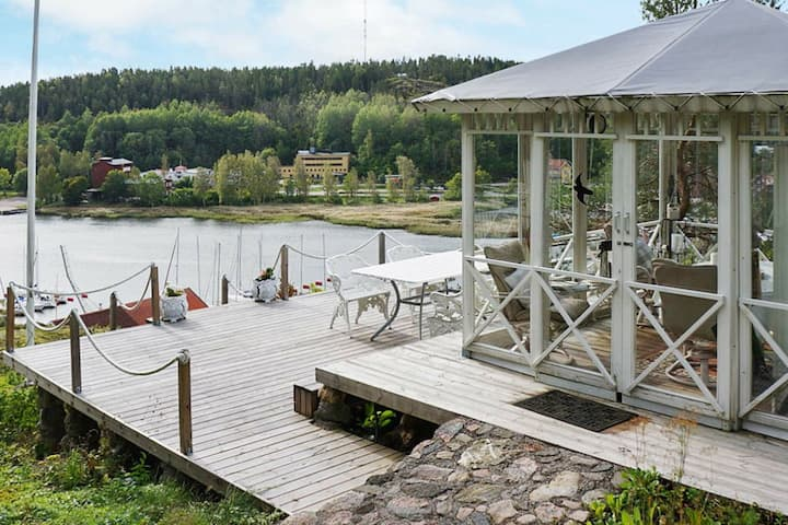 4 star holiday home in VALDEMARSVIK