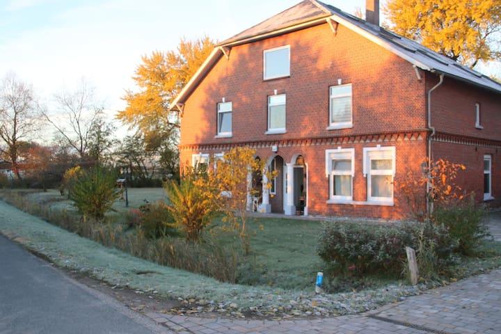 Ferienbauernhof in Nordseenähe - Epenwöhrden - Huoneisto