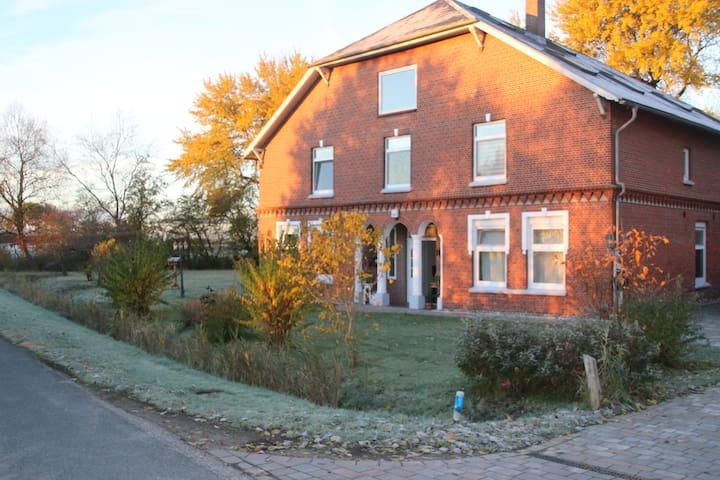 Ferienbauernhof in Nordseenähe - Epenwöhrden - Flat
