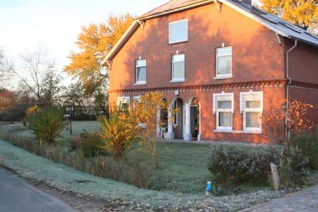 Ferienbauernhof in Nordseenähe - Epenwöhrden - Wohnung