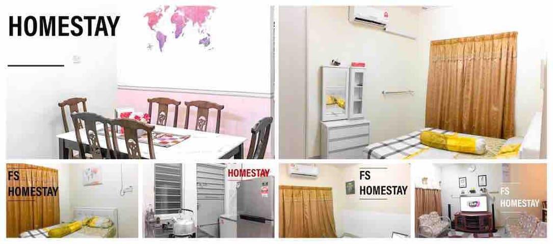 2 units air conditioner  Complete kitchen set
