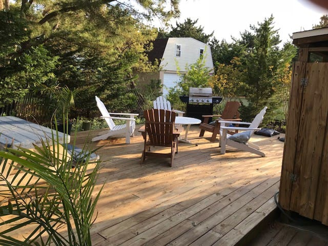Fenwick Island Beach Cottage Ideal For Familes