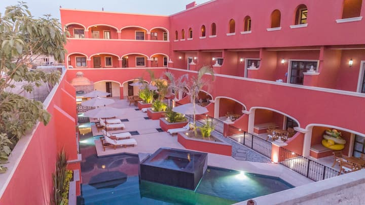2 Bed Condo at Villas De Todos Santos (302)
