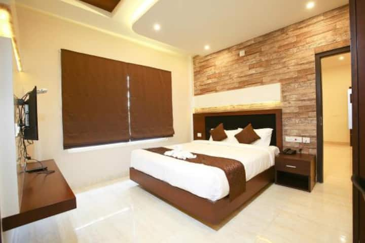 Deluxe Double Room Non Ac
