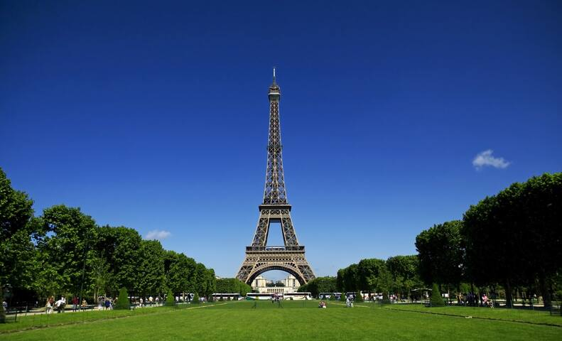 Flat 5 minutes walking from Eiffel Tour !
